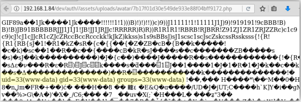 Remote Code Execution in the Avatars – Dodd Security
