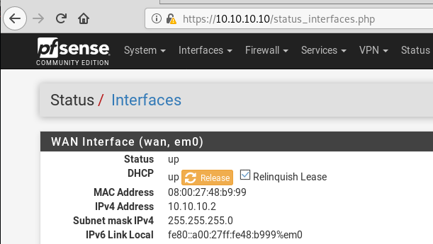 Command Injection on pfSense Firewalls – Dodd Security